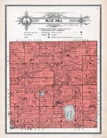 Blue Hill Township, Rice Lake, Sherburne County 1914